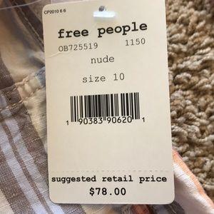 Free People Shorts - Free People Morning Rain Shorts